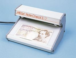 MEGANOTE COUNTERFEIT BANKNOTE CHECKER
