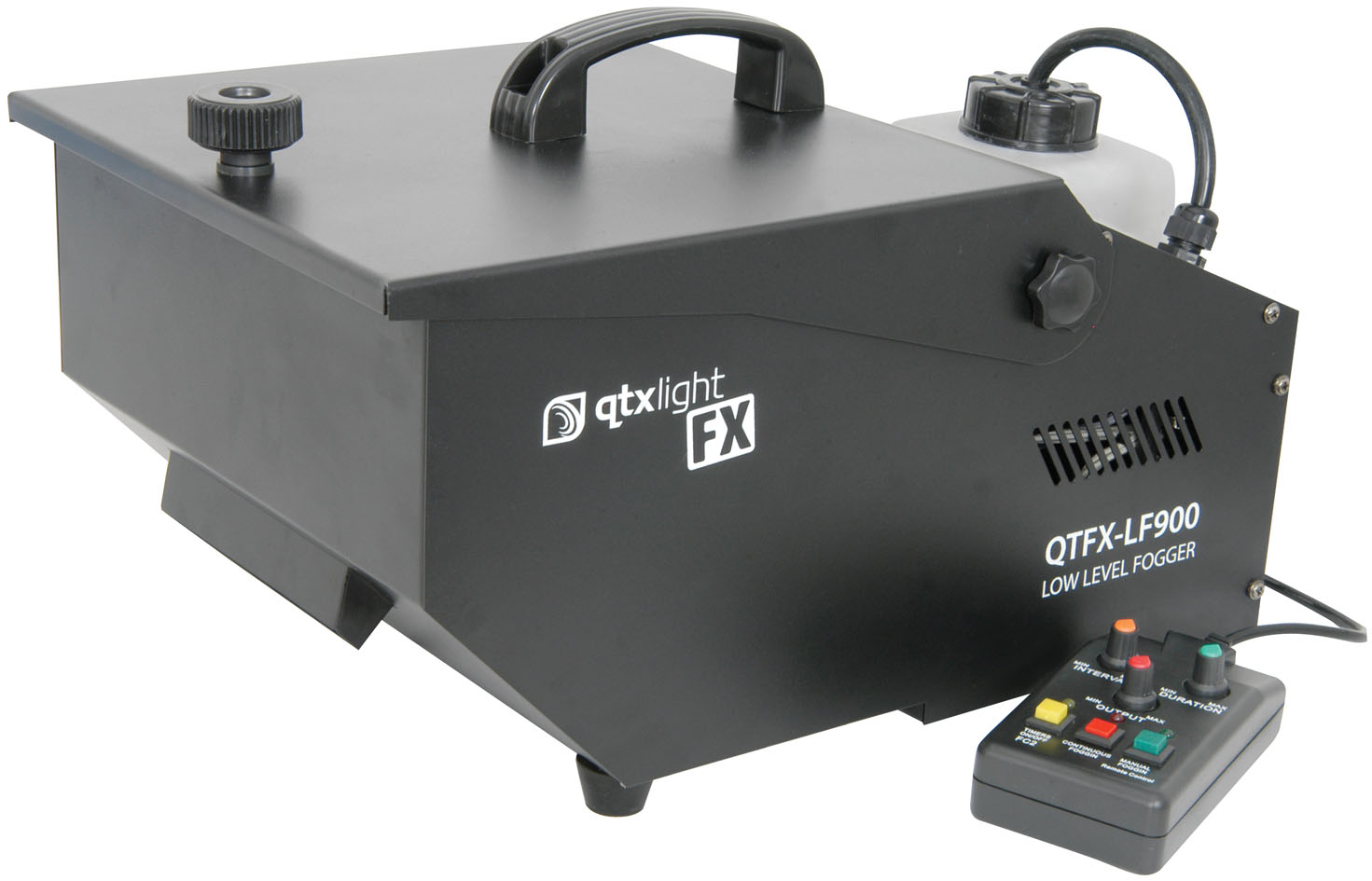 Qtfx Lf900 Low Level Hazer Fog Machine 160 447uk