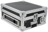"19"" RACK DJ MIXER FLIGHT CASE"