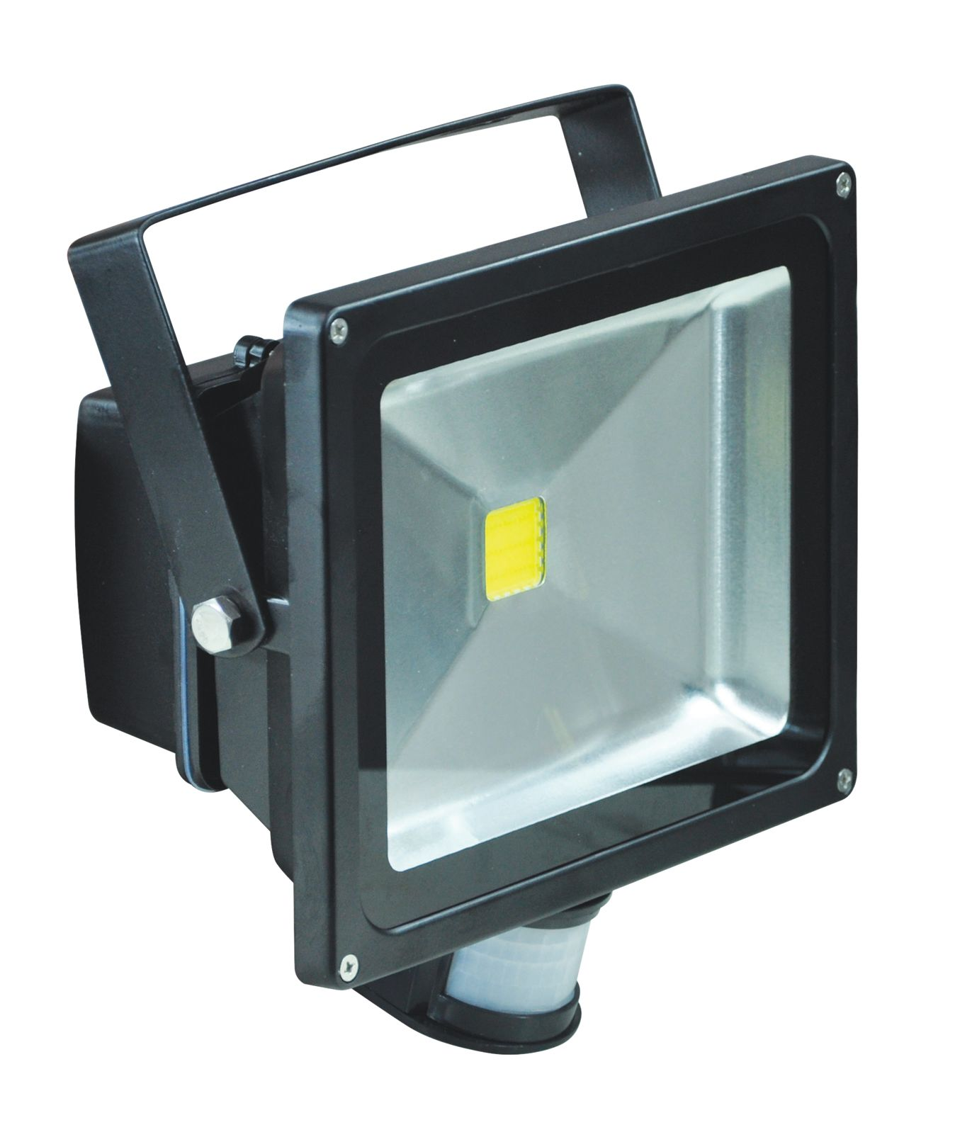 30W LED Waterproof Outdoor Security Flood Light With PIR