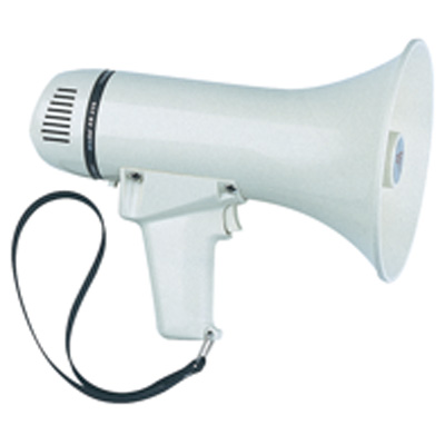 5W Small but powerful Megaphone  Loudhailer Horn - IDEAL GENERAL FOR ELECTIONS CAMPAIGNS Etc P116B