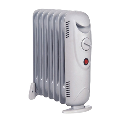 800w Prem-I-Air 7 Fin Oil Filled Radiator