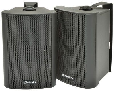 Adastra BC4A  active powered classroom speaker set - Black - 170.146UK