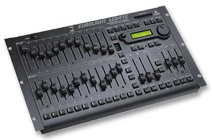 BEHRINGER EUROLIGHT LC2412 24-channel DMX lighting console - DP2798315