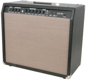 CG-60 Guitar Amplifier with Overdrive Channels 173.048
