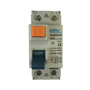 CPN CUDIS 80A Residual Current Device 2 Pole 30mA RCD