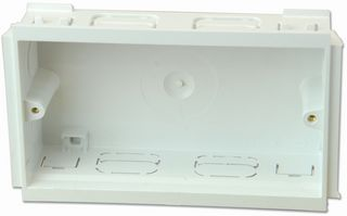 Dado Trunking Back Boxes