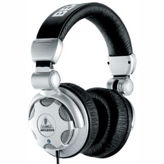 DJ PROFESSIONAL HEADPHONES HPX2000 - ZB115