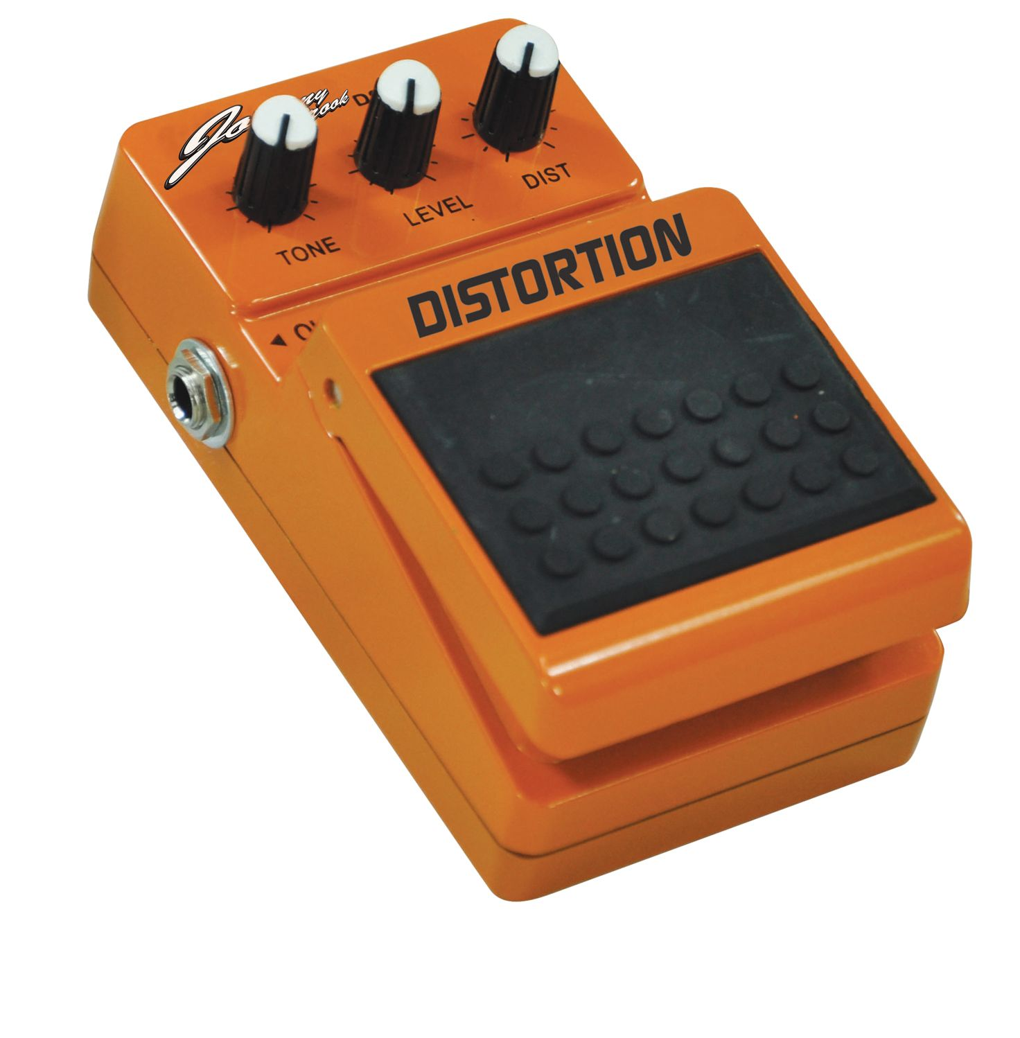 johnny brook distortion guitar effects pedal jb602