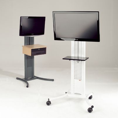 PLASMA LCD TROLLEY STAND