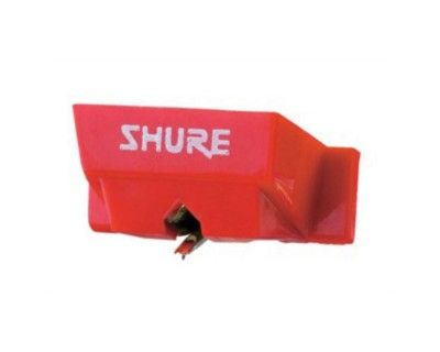 Shure N25CQ Spare Stylus. Genuine Replacement needle for Shure M25C vinyl styli cartridge