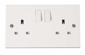 SOCKETS & SWITCHS