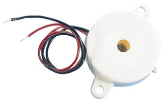 Super thin piezo buzzer with 2 hole fixings FREE MAINLAND DELIVERY - T020A