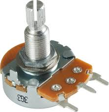 Variable Resistor Adjustable Resistance Linear Taper Potentiometer B1-M